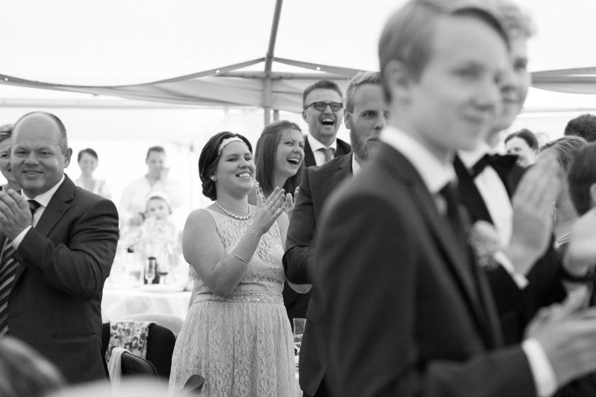 Bryllupsfotografene Line og Frode404